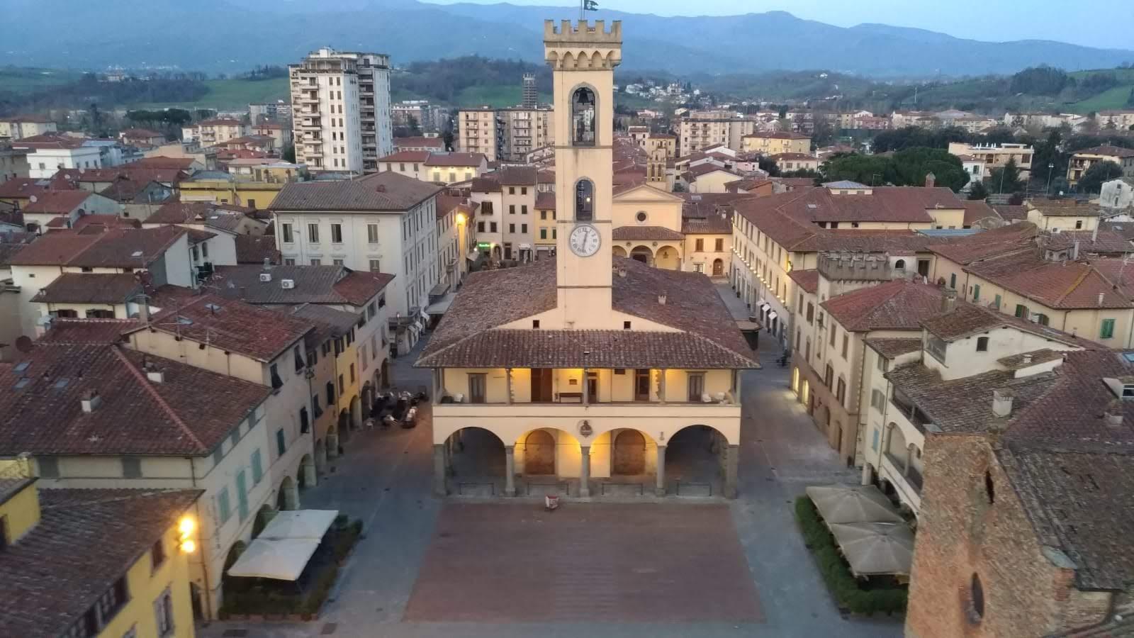 San Giovanni Valdarno, Centro Storico: ore 18.00