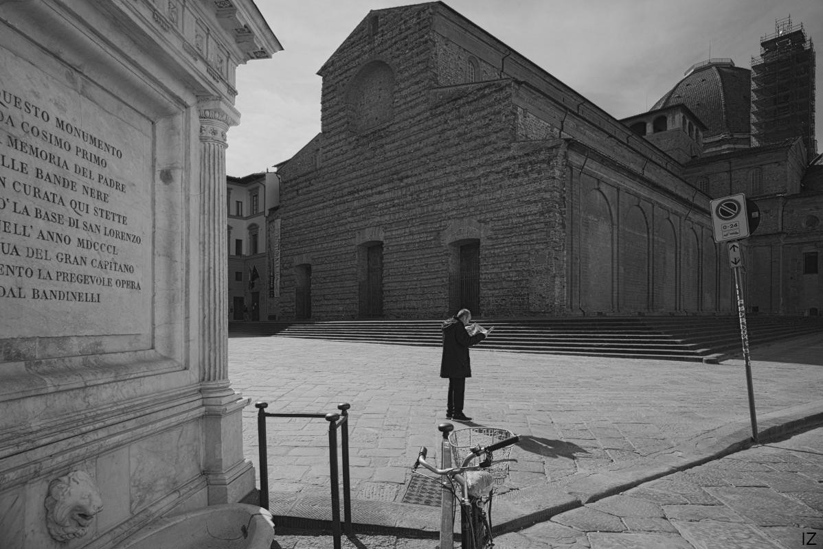 San Lorenzo piazza